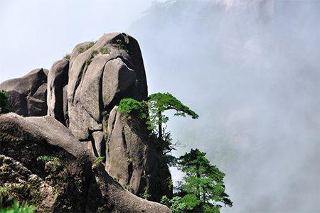 世界5a自然遗产地:接送 三清山 天梁风景区二日游 品质之旅!598元人