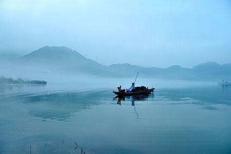 杭州桐庐天子地 垂云通天河 浪石金滩 经典休闲二日